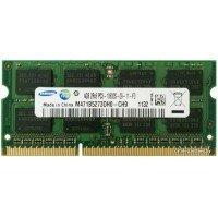 *Б/У* Оперативная память SODIMM 4Gb (1333MHz) DDR3 Samsung M471B5273DH0-CH9 2R*8 PC3-10600S-09-11-F3 [BUR0056-17], с разбора