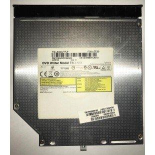 *Б/У* Привод DVD/RW + крышка привода для ноутбука Toshiba C660 (K000100360)