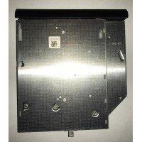 *Б/У* Привод DVD/RW + крышка привода для ноутбука Toshiba C660 (K000100360) [BUR0059-6], с разбора