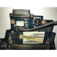 *Б/У* Материнская плата для ноутбука Toshiba Satellite C660 (K000111440, LA-6842P) [BUR0059-19], с разбора, исправная