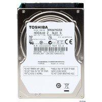"""*Б/У* Жесткий диск 640Gb Toshiba MK6475GSX SATA-II 5400rpm 8Mb 2,5"""" [BUR0059-22], с разбора"""