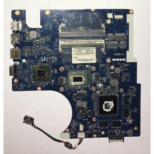 *Б/У* Материнская плата для ноутбука DNS QAT11, 0161263 (QAT10 LA-8561P)