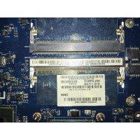 *Б/У* Материнская плата для ноутбука DNS QAT11, 0161263 (QAT10 LA-8561P) [BUR0060-19], с разбора, неисправная