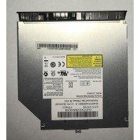 *Б/У* Привод DVD/RW + крышка привода для ноутбука Lenovo Y570 (DS-8A8SH20C H) [BUR0061-6], с разбора