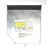 *Б/У* Привод DVD/RW + крышка привода для ноутбука Acer Aspire E1-571, E1-571G (DVD-TD11RS) [BUR0062-6], с разбора