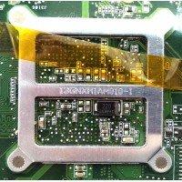 *Б/У* Материнская плата для ноутбука Asus PRO64D (60-NZZMB1000-E01) [BUR0065-6], с разбора, неисправная