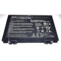 *Б/У* Аккумуляторная батарея для ноутбука Asus K50, K50AB (11.1 В 4400 мАч 46Wh) (A32-F82) [BUR0108-24], с разбора