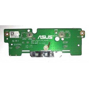 *Б/У* Плата кнопок тачпада для ноутбука Asus K50AF, K40, K40IJ, K50 (69N0EJT10A01-01)