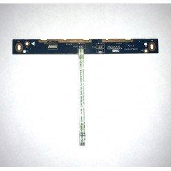*Б/У* Плата кнопок тачпада для ноутбука HP G6-1000, G6-1205er (DA0R22TB6D0 REV:D) [BUR0070-19], с разбора