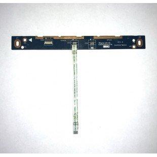 *Б/У* Плата кнопок тачпада для ноутбука HP G6-1000, G6-1216er (DA0R22TB6D0 REV:D)