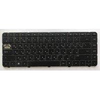 *Б/У* Клавиатура для ноутбука HP G4, G6, G4-1000, G6-1000 (RU) черная (636376-251) [BUR0069-24], с разбора
