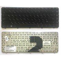 *Б/У* Клавиатура для ноутбука HP G4, G6, G4-1000, G6-1000 (RU) черная (636376-251) [BUR0070-24], с разбора