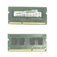*Б/У* Оперативная память SODIMM 2Gb (1333MHz) DDR3 Samsung M471B5773CHS-CH9 1R*8 PC3-10600S [BUR0001-73], с разбора