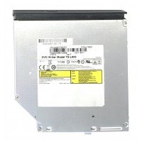 *Б/У* Привод DVD/RW + крышка привода для ноутбука DNS 0135730 (TS-L633) [BUR0104-13], с разбора
