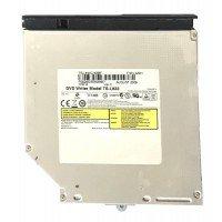 *Б/У* Привод DVD/RW + крышка привода для ноутбука Asus K50, K50AB (TS-L633) [BUR0108-20], с разбора