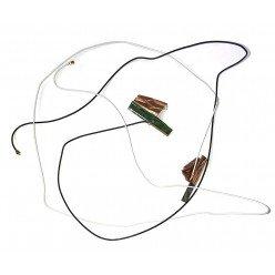 *Б/У* Антенна Wi-Fi (2 кабеля) для ноутбука Asus K50, K50AB [BUR0108-21], с разбора