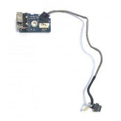 *Б/У* Плата с USB для ноутбука DNS BLB2 0127922, Compal NBLB2 (LS-4779P) [BUR0117-23], с разбора