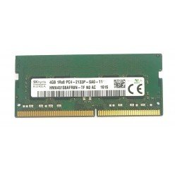*Б/У* Оперативная память SODIMM 4Gb (2133MHz) DDR4 Hynix HMA451S6AFR8N-TF PC4-2133P-SA0-11 [BUR0122-2], с разбора
