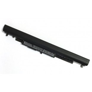 Аккумуляторная батарея (HS04) для ноутбука HP Pavilion 14-AC, 14-AF, 15-AC, 15-AF (2550 mAh 14.8 V 41Wh) черная ORIGINAL, с разбора