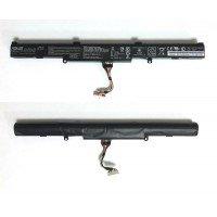 *Б/У* Аккумуляторная батарея X55L89H для ноутбука Asus X550, X751L, X751 7.6V 37Wh 2500mAh, ORIGINAL [BUR0135-11], с разбора