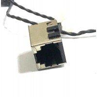 *Б/У* Разъем LAN для ноутбука Acer Aspire 5738, 5738G (50.4CG04.011) [BUR0152-16], с разбора
