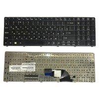 *Б/У* Клавиатура для ноутбука Acer Aspire 5742 (PK130PI1B04) [BUR0153-13], с разбора