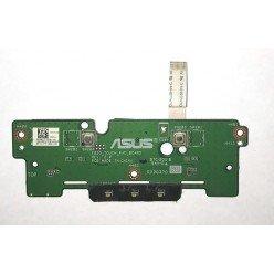 *Б/У* Плата кнопок тачпада для ноутбука Asus K50AB (69N0EJT10A01-01) [BUR16-6], с разбора