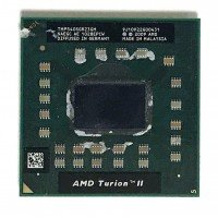 Процессор для ноутбука AMD Turion II P540 Dual Core Mobile TMP540SGR23GM Socket S1 2.4 GHz [P540], с разбора