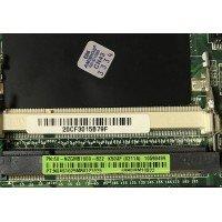*Б/У* Материнская плата для ноутбука Asus K50AF (60-NZGMB1000-B22) [BUR0199-10], с разбора, неисправная