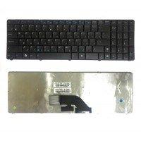 *Б/У* Клавиатура для ноутбука Asus K50, K50AB, K50AF (0KN0-EL1RU01) [BUR0199-7], с разбора
