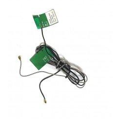 *Б/У* Антенна Wi-Fi (2 кабеля) для ноутбука Asus  X53T, K53U, X53U (DC33000US00) [BUR0202-16], с разбора