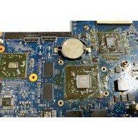*Б/У* Материнская плата для ноутбука HP Pavilion DV6-6000, DV6-6002er (HPMH-41-AB6300-D00G) [BUR0204-11], с разбора, неисправная