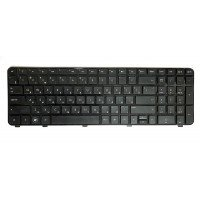 *Б/У* Клавиатура для ноутбука HP Pavilion DV6-6000, DV6-6002er (RU) черная (640436-251) [BUR0204-17], с разбора