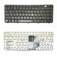 *Б/У* Клавиатура для ноутбука HP CQ57, G4, G6, G4-1000, G6-1000 (RU) черная (633183-251) [BUR0232-7], с разбора