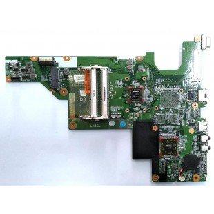 *Б/У* Материнская плата для ноутбука HP Compaq Presario CQ57 (01015PM00-600-G), с разбора, неисправная