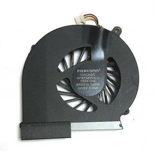 *Б/У* Вентилятор (кулер) для ноутбука HP Compaq Presario CQ57 (NFB73B05H), с разбора
