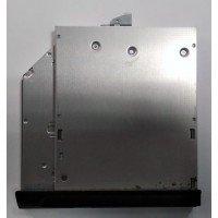 *Б/У* Привод DVD/RW + крышка привода для ноутбука DNS 0158957 (DS-8A8SH30C) [BUR0047-7], с разбора