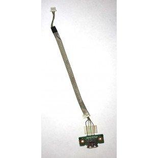 *Б/У* USB плата для ноутбука Toshiba Satellite L350, L350-146 (V000148790)