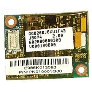 *Б/У* Плата модем 56K для ноутбука Toshiba Satellite L350, L350-146 (PK010001G00)
