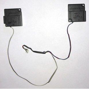 *Б/У* Динамики для ноутбука Toshiba Satellite L350, L350-146 (6039B0021701)