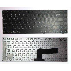 *Б/У* Клавиатура для ноутбука DNS 0156456, B34Y  (MP-11P53SU-5281) [BUR0075-15], с разбора