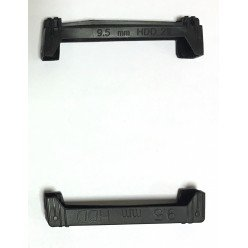 *Б/У* HDD корзина, салазки для ноутбука Lenovo IdeaPad G570, G575 (AM0GL000600) [BUR0076-26], с разбора