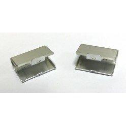 *Б/У* Заглушки матрицы, петлей для ноутбука HP G7-1000, G7-1101ER [BUR0076-27], с разбора
