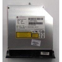 *Б/У* Привод DVD/RW + крышка привода для ноутбука HP Pavilion G7-1000, G7-1101ER (640209-001) [BUR0076-7], с разбора