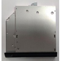 *Б/У* Привод DVD/RW + крышка привода для ноутбука DNS 0144430 (DS-8A5SH24C) [BUR0077-13], с разбора