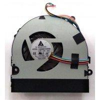 *Б/У* Вентилятор (кулер) для ноутбука DNS 0144430 (13N0-XTA0211) [BUR0077-15], с разбора