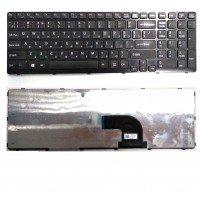 *Б/У* Клавиатура для ноутбука Sony SVE1512H1RB (149088311) [BUR0078-22], с разбора