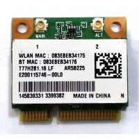 *Б/У* WiFi + Bluetooth модуль для ноутбука Sony SVE1512H1RB (AR5B225) [BUR0078-8], с разбора
