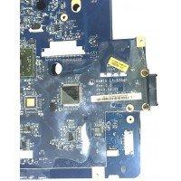 *Б/У* Материнская плата для ноутбука Lenovo IdeaPad G565, Z565 (NAWE6 LA-5754P) [BUR0079-10], неисправная