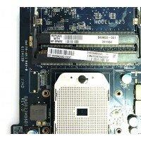 *Б/У* Материнская плата для ноутбука HP G7-1000, G7-1301ER (649950-001) [BUR0082-7], с разбора, неисправна